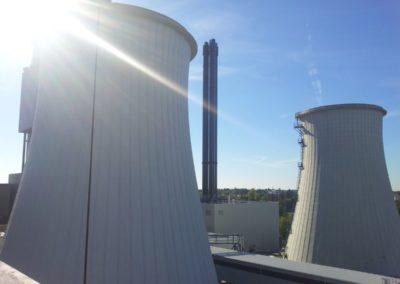 Електромонтажни дейности в Лихтерфелде CHP
