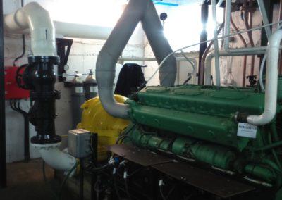 Проектиране, доставка и монтаж на дизел помпени агрегати